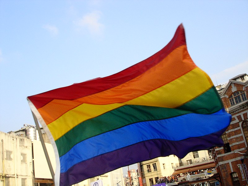 File:Flying rainbow flag at Taiwan Pride 20041106.jpg