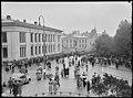 Fo30141711070021 Høsttakkefest Universitetsplassen (Oslo) 1940-10-06 (NTBs krigsarkiv, Riksarkivet).jpg
