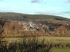 Fochabers and the Spey.JPG