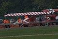 Fokker DVII Ernst Udet RSideRear zoom Dawn Patrol NMUSAF 26Sept09 (14413303478).jpg
