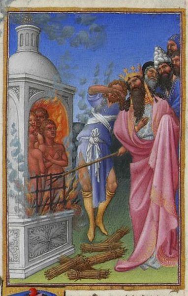 382px-Folio_40v_-_The_Three_Hebrews_Cast