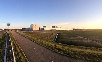 Fonterra - Fonterra milk powder factory in Heerenveen, The Netherlands.