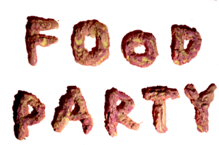 <i>Food Party</i> television series