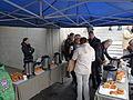Food to Ülemiste ceremony visitors.JPG