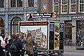 Food truck at the Damplein, Amsterdam (26185182782).jpg