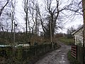 Footpath at the end of Lady Ann Road, Batley - geograph.org.uk - 1671544.jpg