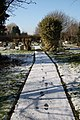 Footprints in the snow - geograph.org.uk - 1147244.jpg