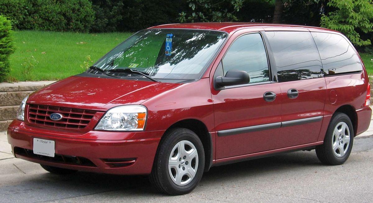 Ford Freestar Wikip 233 Dia
