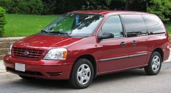 Ford Freestar (2003–2006)