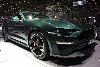 Ford Mustang (sixth generation) - 2019 Mustang Bullit