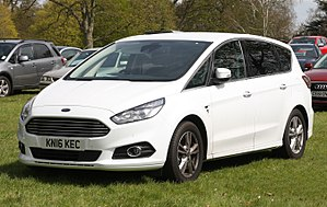 Ford S-Max Diesel registered March 2016 1997cc.JPG
