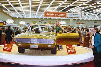 Ford Ranchero - 1969 Ford Scrambler (Ranchero Concept)