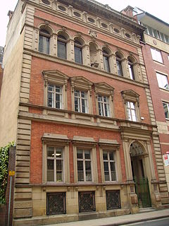 Former Estate Exchange, 46 Fountain Street, Manchester 2.JPG