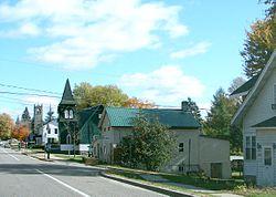 Fort Covington, New Yorkfort covington town