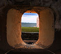 Fort Sumter Gun Port (7639244834).jpg