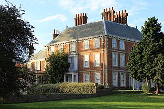 Forty Hill - Image: Forty Hall, Enfield