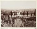 Fotografi av Catania, Italien. Panorama - Hallwylska museet - 106700.tif