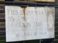Foundation stone Alford House.tif