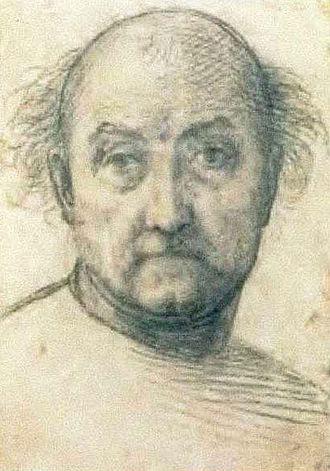 Fra Bartolomeo - Portrait of Fra Bartolomeo