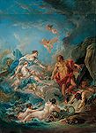 Juno Asking Aeolus to Release the Winds, Kimbell Art Museum