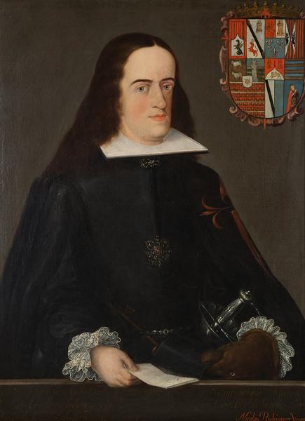 Retrato de Francisco Fernández de la Cueva.
