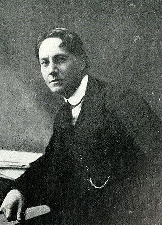 Franco Alfano - Franco Alfano c.1919