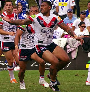 Frank-Paul Nuuausala New Zealand rugby league player