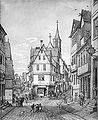 Frankfurt Am Main-Peter Becker-BAAF-022-Die Loeher- und Dreikoenigsgasse daselbst-1872.jpg