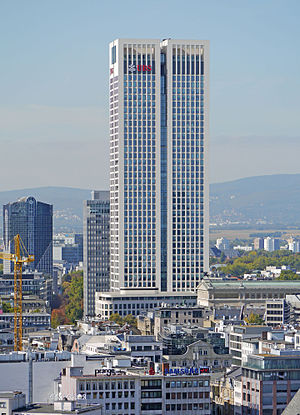 UBS - UBS Europe SE Headquarters in Frankfurt am Main, Hesse