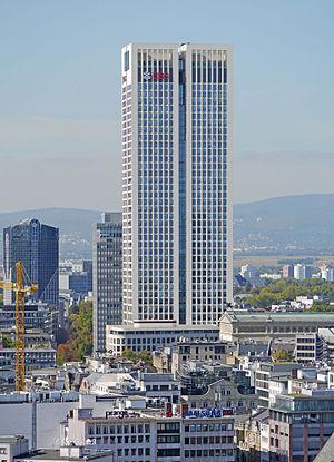 UBS - UBS Europe SE Headquarters in Frankfurt am Main, Hesse