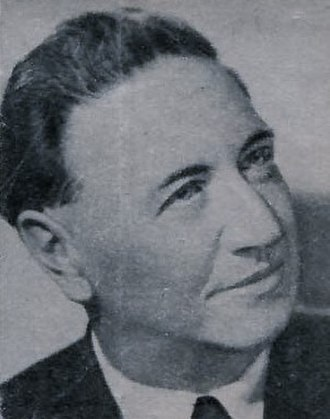Franz Salmhofer -  Franz Salmhofer c1953 whilst Director of the Vienna State Opera