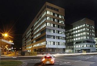 Fraport - Fraport head office