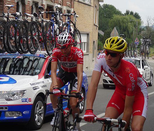 Frasnes-lez-Anvaing - Tour de Wallonie, étape 1, 26 juillet 2014, départ (C21).JPG
