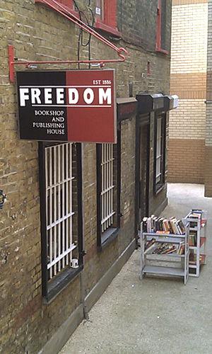 Freedom Press - Image: Freedom Press building 2014