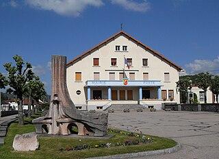 Fresse-sur-Moselle Commune in Grand Est, France