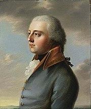 Herzog Friedrich von Sachsen-Hildburghausen, Gemälde von Heinrich Vogel, ca. 1790 (Quelle: Wikimedia)