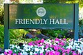 Friendly Hall, University of Oregon sign.jpg