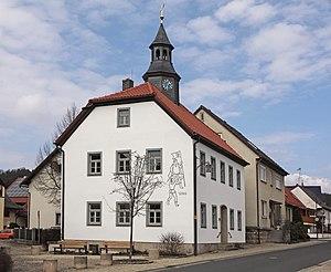 Frohnlach - Image: Frohnlach Rathaus