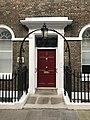 Front door of 6 Frederick's Place.jpg