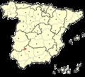 Fuente Obejuna, Spain location.png