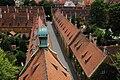 Fugger Fuggerei-Markuskirche+Herrengasse.jpg