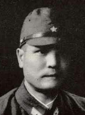 First Indian National Army - Maj. I Fujiwara, who spearheaded Japanese intelligence mission in South-east Asia early in the Malayan Campaign.