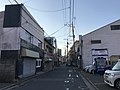 Fukuoka Prefectural Road No.68 near Hakozaki-Kyudaimae Station.jpg