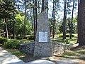 Fulwood Park, Tifton, John Lewis Herring memorial.JPG