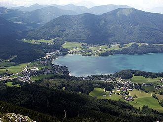 Fuschl am See - Image: Fuschl am See