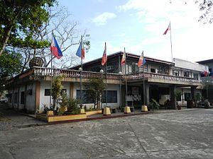 Cordon, Isabela - Town Hall facade