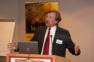 Gérard Roland (economist) Belgian economist