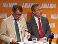Göran Hägglund och Jan Björklund, 2013-09-09 04.jpg