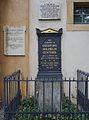 Günther Grabstein@Weimar Jakobskirche Kirchhof.JPG