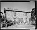 GENERAL VIEW. - Stone Barn, Aquetong Road (Solebury Township), Aquetong, Bucks County, PA HABS PA,9-AQUE.V,1A-1.tif